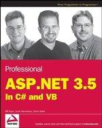 Wrox Professional ASP.NET 3.5 In C# and VB