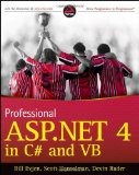 Wrox Professional ASP.NET 4 In C# and VB