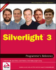 Wrox Silverlight 2 Programmers Reference